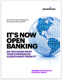 Open Banking has sauce for commercial customers, too